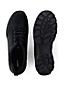 Chaussures Lacées en Cuir Enduit, Homme Pied Large