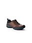 Men's Wide Everyday Lace-Up Leather Shoes