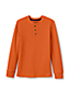 Little Boys' Thermal Henley Shirt