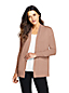 Women's Petite Long Sleeve Open Cardigan