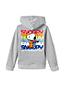 Hoodie Snoopy Zippé, Petit Enfant