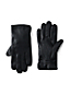 Men's Cashmere-lined Touchscreen Leather Gloves