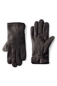 Men's Cashmere Lined EZ Touch Leather Glove