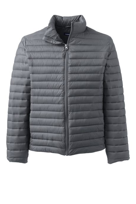 School Uniform Men's ThermoPlume Jacket