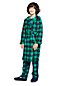 Robe de Chambre en Polaire Imprimée, Enfant