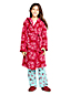 Kids' Pattern Hooded Dressing Gown