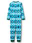 Combinaison Pyjama en Polaire à Motifs, Garçon