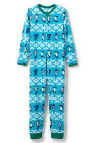 Boys Pattern Fleece Sleeper