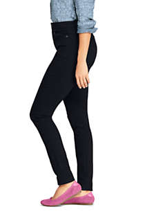 Women's Slimming Compression High Rise Skinny Jeans - Black, Unknown
