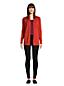 Jean Amincissant Skinny Taille Haute Noir, Femme Stature Standard