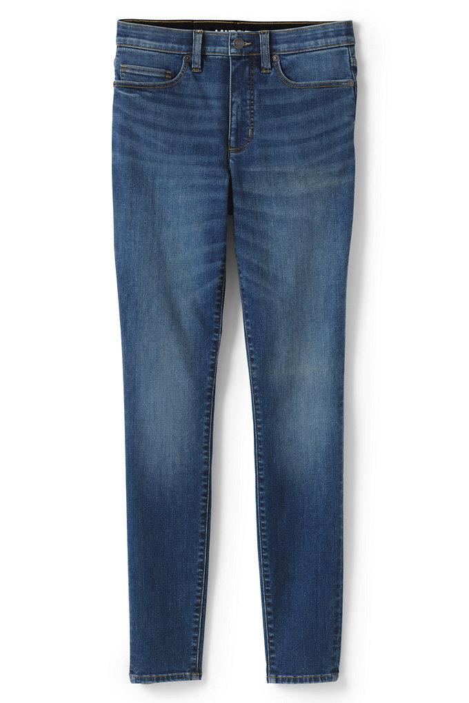 Women's Slimming High Rise Skinny Jeans