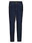 Jean Amincissant Skinny Taille Haute Indigo, Femme Grande Taille