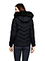 Women's Plus Faux Fur Hooded Down Jacket