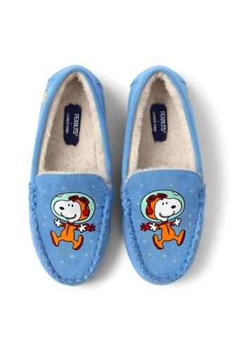 Pantoufles Snoopy Phosphorescentes, Enfant