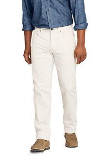 Farbige Denim-Jeans mit Stretch für Herren, Classic Fit