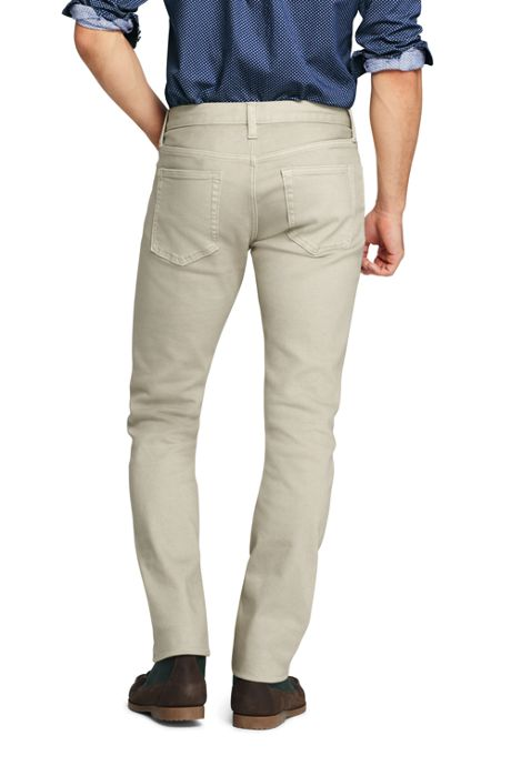 Men's Slim Fit Comfort-First Colored Jeans
