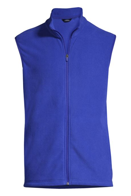 Men's Thermacheck 100 Custom Embroidered Fleece Vest