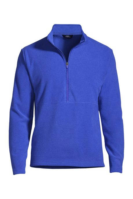Men's Thermacheck 100 Fleece Quarter Zip Pullover