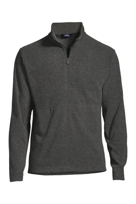 Men's Thermacheck 100 Custom Embroidered Fleece Quarter Zip Pullover