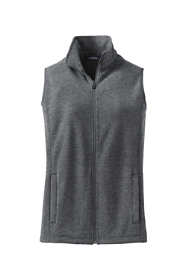 School Uniform Women's Plus Thermacheck 100 Fleece Vest