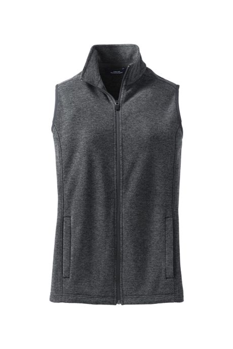 Women's Plus Size Thermacheck 100 Fleece Vest