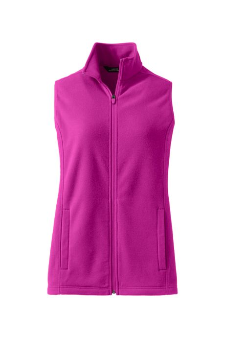 Women's Thermacheck 100 Custom Embroidered Fleece Vest