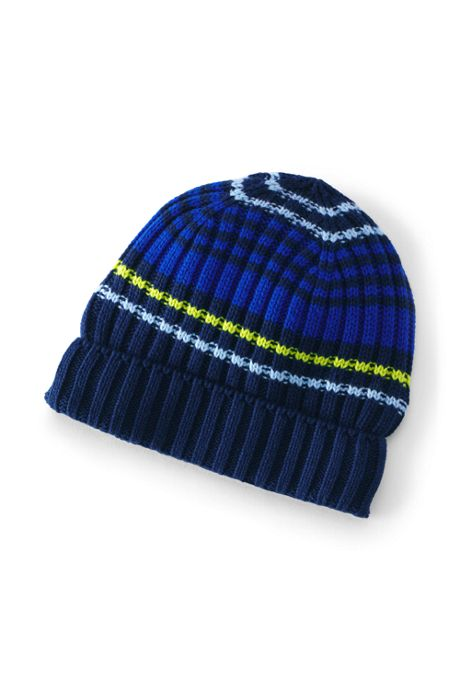 Kids Fisherman Knit Hat