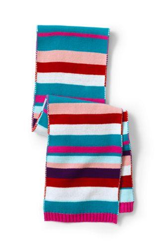Kid's Knit Scarf