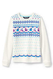 Girls Christmas Sweatshirt