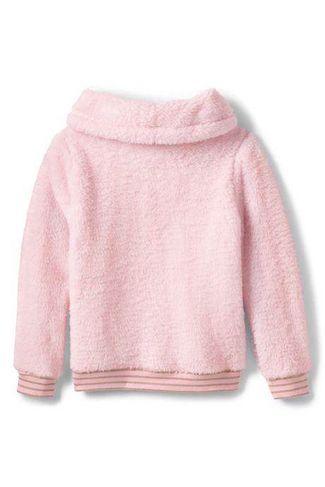 Little Girls Fuzzy Sweatshirt