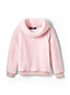 Girls' Cowl Neck Sherpa Fleece Jumper