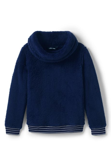 Little Girls Fuzzy Sweatshirt