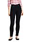 Jean Curvy Skinny Noir Taille Mi-Haute, Femme Stature Standard