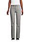 Jean Water Conserve Droit Taille Haute, Femme Stature Petite