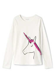 Girls Plus Graphic Tee Shirt
