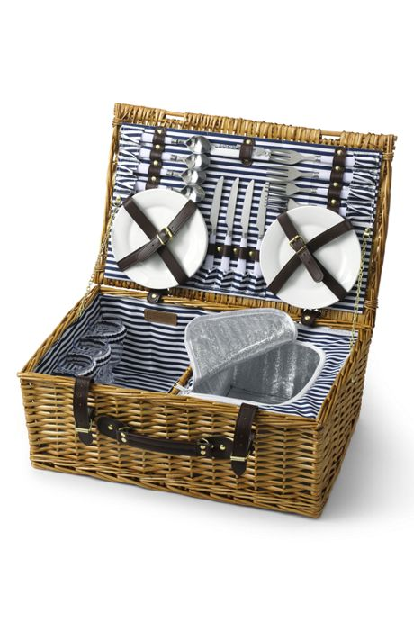Cooler Picnic Basket