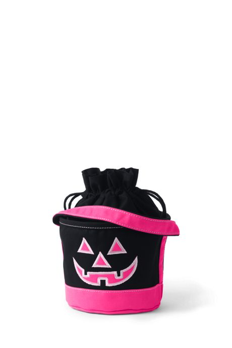 Kids Glow in the Dark Halloween Tote