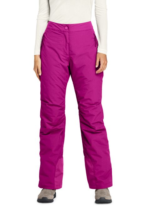 Women's Petite Squall Insulated Winter Snow Pants