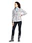 Veste en Polaire Ultra Douce Imprimée, Femme Stature Standard