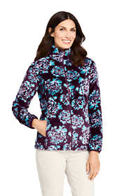 Women's Print Softest Fleece Jacket