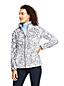 Women's Patterned Softest Fleece Jacket