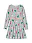 Jerseykleid mit Glitzer-Bund für Große Mädchen