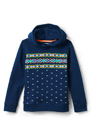 Little Boys Graphic Pullover Hoodie Sweatshirt