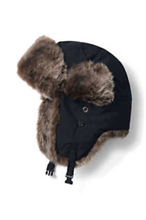 Women's Faux Fur Expedition Winter Trapper Hat, alternative image