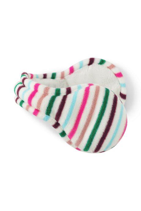 Women's Adjustable Fleece Winter Earmuffs