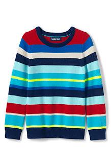 Pullover mit Streifenmuster für Jungen
