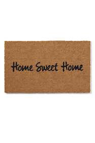 Coir Home Sweet Home Doormat