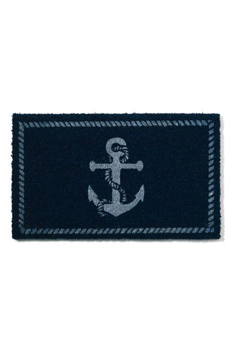 Coir Anchor Doormat