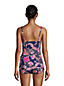Women's Mastectomy Tummy Control Skirted Swimsuit