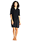 Women's Plus Cover-up Shirt Dress